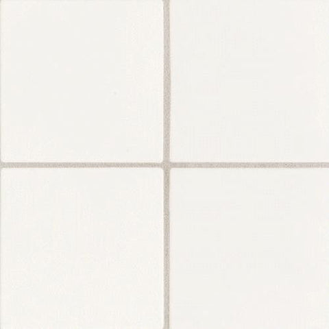 "Daltile Earthen Art Folio One 3"" x 6"" Snow Drift Bullnose"