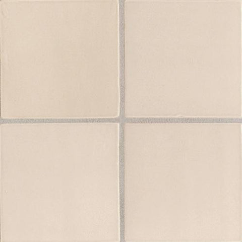 "Daltile Earthen Art Folio One 6"" x 6"" Urban Putty Bullnose Corner"
