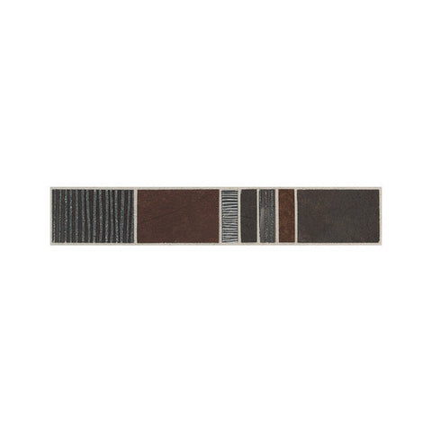 American Olean Avenue One 2 x 12 Coffee Shop/Designer Leather Decorative Accent - American Fast Floors