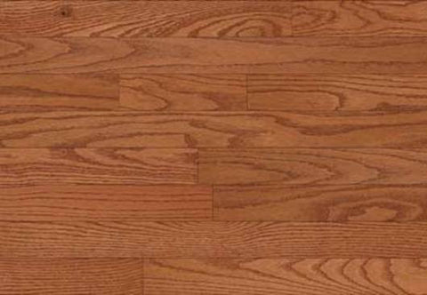 "Adams Signature Oak Gunstock Oak 5"" Solid Hardwood - American Fast Floors"