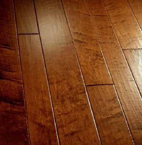 Adore Luxury Vinyl Tile Long Planks Handscraped Classic Maple - American Fast Floors