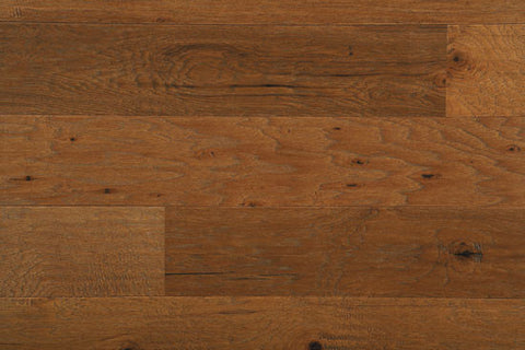 "Amelia Palomino Hickory 5"" Engineered Hardwood - American Fast Floors"