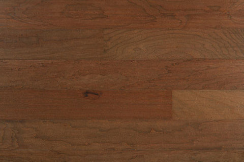 "Amelia Spice Cherry 5"" Engineered Hardwood"