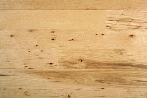 "Amelia White River Hickory 5"" Solid Hardwood"