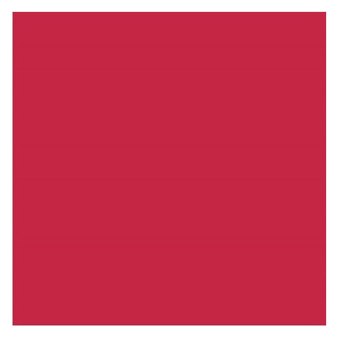 American Olean Bright 4-1/4 x 4-1/4 Ruby Red Wall Tile