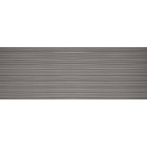 "Antibes 10""X28"" Gray Wall Tile"