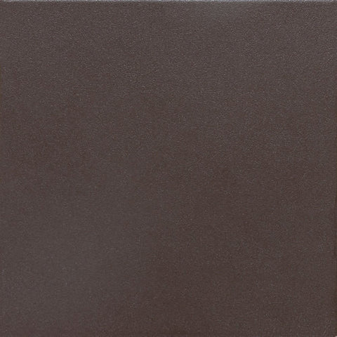 "Daltile Colour Scheme 6"" x 6"" Artisan Brown Solid Bullnose"