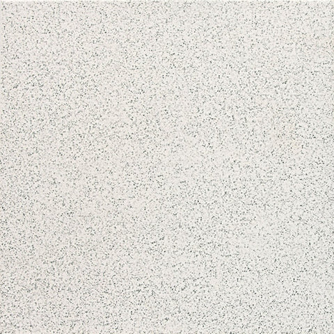 "Daltile Colour Scheme 12"" x 12"" Arctic White Speckled Floor Tile"