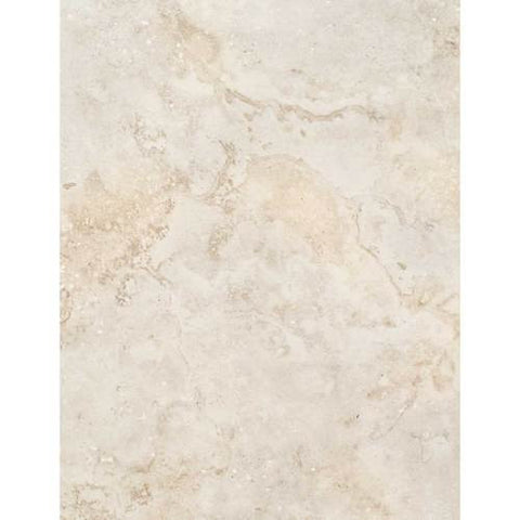 "Daltile Brancacci 2"" x 6"" Aria Ivory Chair/Counter Rail"