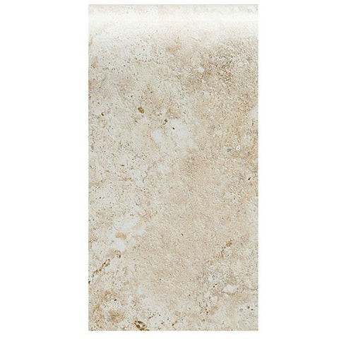 "American Olean Bordeaux 4 x 8 Cr‰̴۪me Wall Bullnose - 4"" Side"