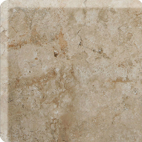 American Olean Bordeaux 4 x 8 Chameau Wall Bullnose Outcorner - Right