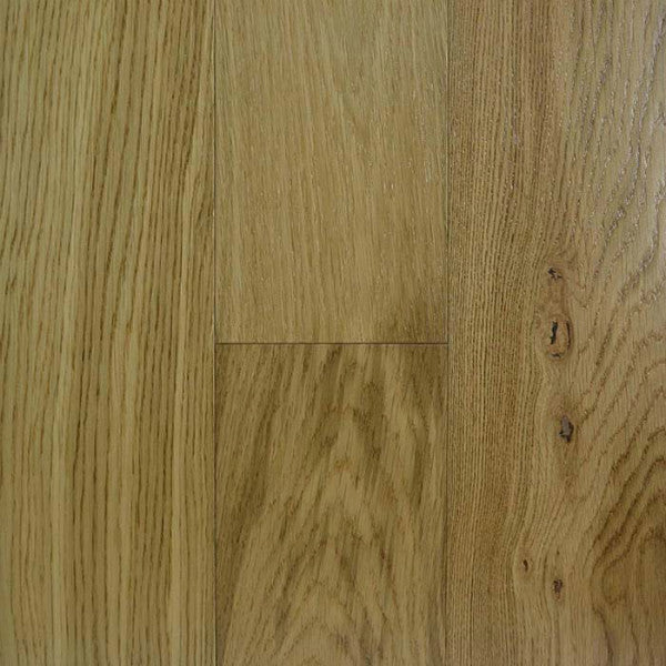 "Center Street Natural White Oak 5"" Engineered Hardwood - American Fast Floors"