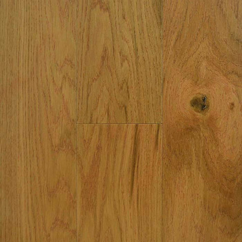 "Center Street Butterscotch White Oak 5"" Engineered Hardwood - American Fast Floors"