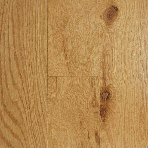 "Center Street Natural Red Oak 5"" Engineered Hardwood - American Fast Floors"
