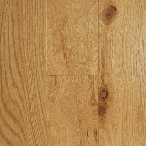"Center Street Natural Red Oak 5"" Engineered Hardwood"