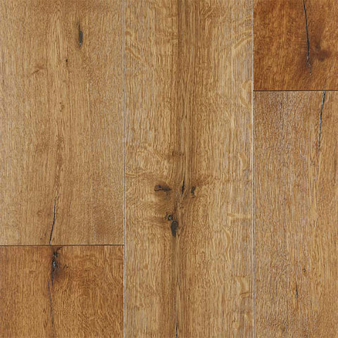 "St. Laurent Montrose European Oak 7-1/4"" Engineered Hardwood - American Fast Floors"
