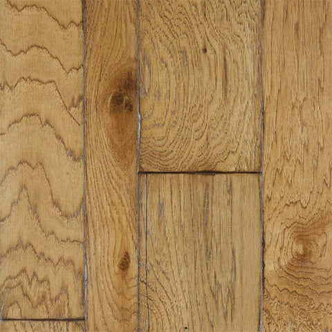 "Berkshire Sahara Hickory 3""/5""/7"" Engineered Hardwood - American Fast Floors"