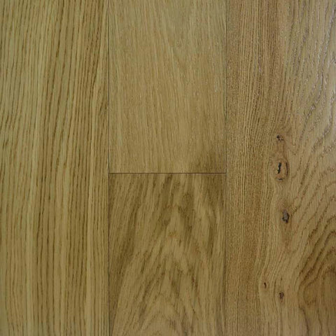 "Center Street Natural White Oak 3"" Engineered Hardwood"