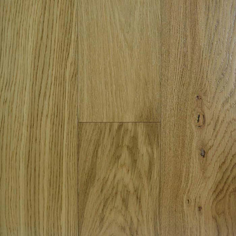 "Town Square Natural White Oak 3"" Engineered Hardwood"