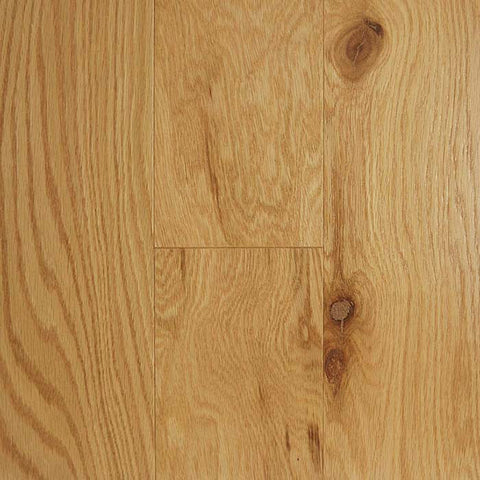 "Town Square Natural Red Oak 3"" Engineered Hardwood"