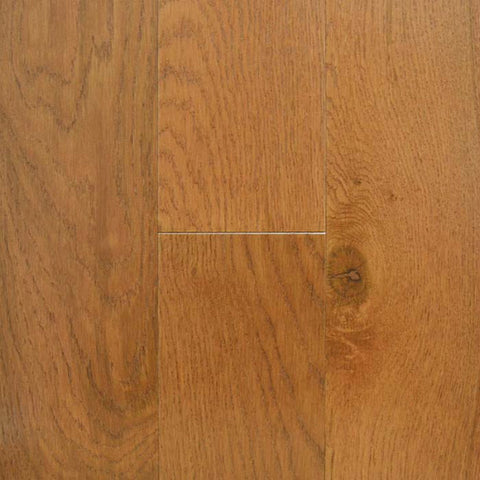 "Town Square Gunstock White Oak 5"" Engineered Hardwood - American Fast Floors"