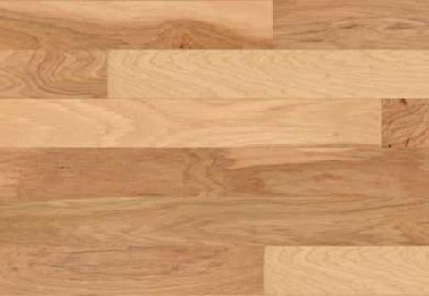 "Barton Hickory Natural Hickory 5"" Engineered Hardwood - American Fast Floors"