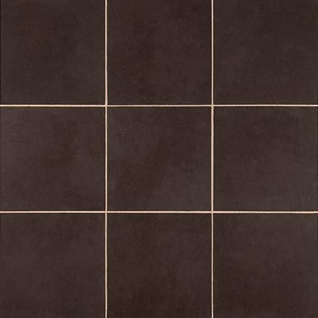 "Marazzi Essentials 18""x18"" Basic Black Field Tile"
