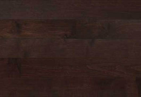 "Beckham Maple Charcoal Maple 2.25"" Solid Hardwood"