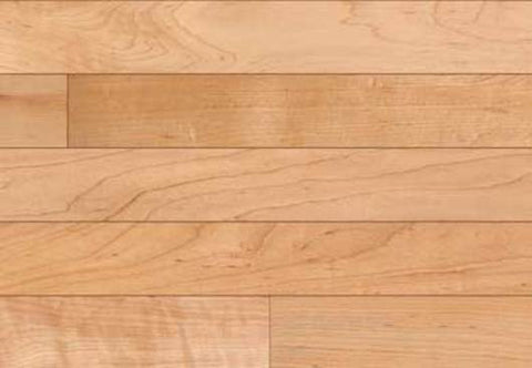 "Beckham Maple Chiffon Maple 3.25"" Solid Hardwood"