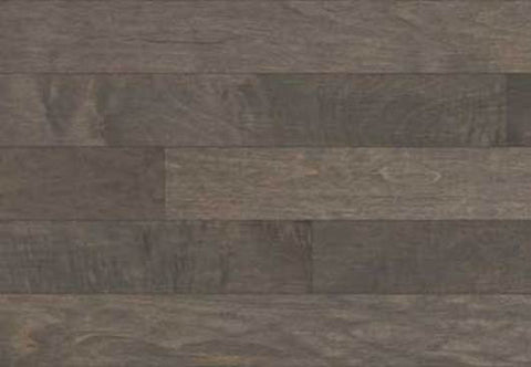 "Beckham Maple Cinder Maple 5"" Solid Hardwood - American Fast Floors"