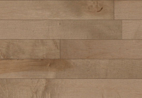 "Beckham Engineered Champagne Maple 5"" Engineered Hardwood"