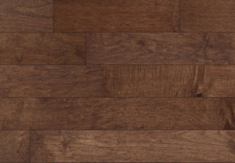 "Beckham Engineered Spindle Maple 5"" Engineered Hardwood - American Fast Floors"