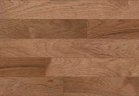 "Beckham Hickory Sapling Hickory 2.25"" Solid Hardwood - American Fast Floors"