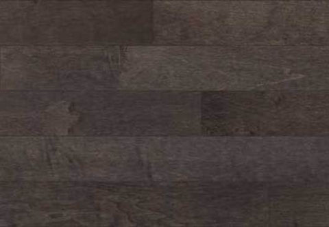 "Beckham Maple Slate Maple 5"" Solid Hardwood - American Fast Floors"