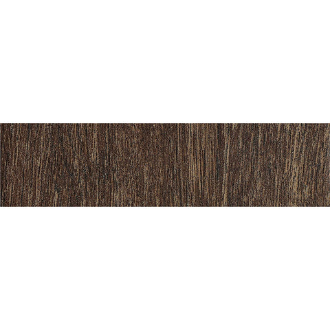 "Bergen 6""X24"" Wenge Glazed Floor Tile"