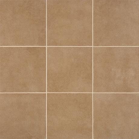 "Marazzi Essentials 18""x18"" Blissful Brown Field Tile"