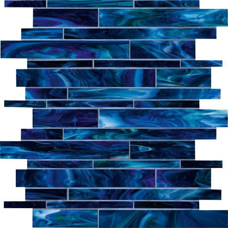 "Marazzi Catwalk 12""x12"" Blue Ballet Field Tile - American Fast Floors"