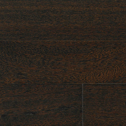 "IndusParquet Brazilian Angelim Ebony Black 5/16"" x 3 1/8"" Solid Exotic Hardwood - American Fast Floors"