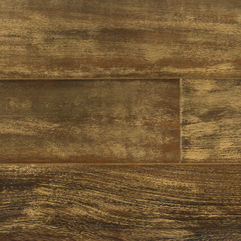 "Coterie Brazilian Golden Patina 5/8"" x 5 1/2"" Solidarity Engineered Hardwood"