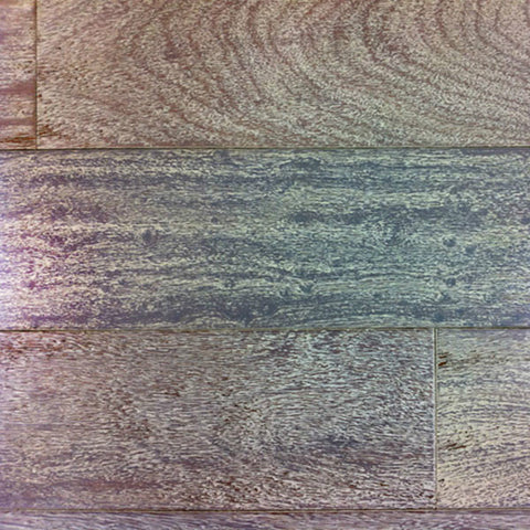 "Coterie Brazilian Grey Patina 5/8"" x 5 1/2"" Solidarity Engineered Hardwood"