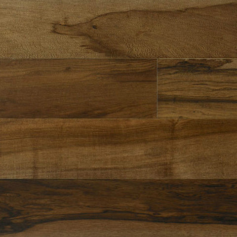 "Coterie Brazilian Pecan 5/8"" x 5 1/2"" Solidarity Engineered Hardwood"