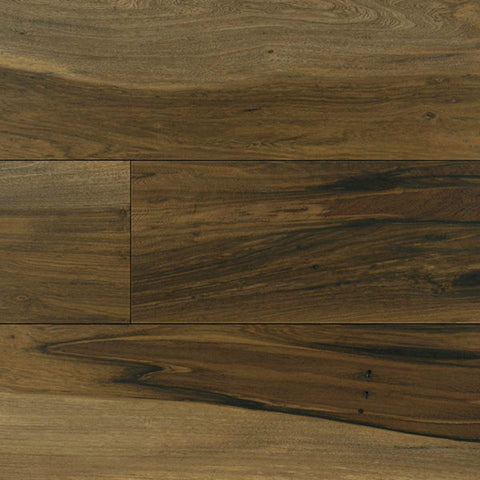 "IndusParquet Brazilian Pecan without French Bleed 1/2"" x 5"" Handscraped Engineered Hardwood - American Fast Floors"