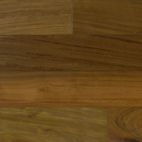 "IndusParquet Brazilian Walnut 7/16"" x 2 5/8"" Solid Exotic Hardwood"