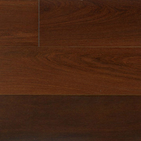 "IndusParquet Brazilian Walnut 3/4"" x 5 1/2"" Solid Exotic Hardwood - American Fast Floors"