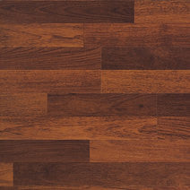 Quick Step Home Sound Brazilian Cherry 3-Strip Laminate Flooring - American Fast Floors