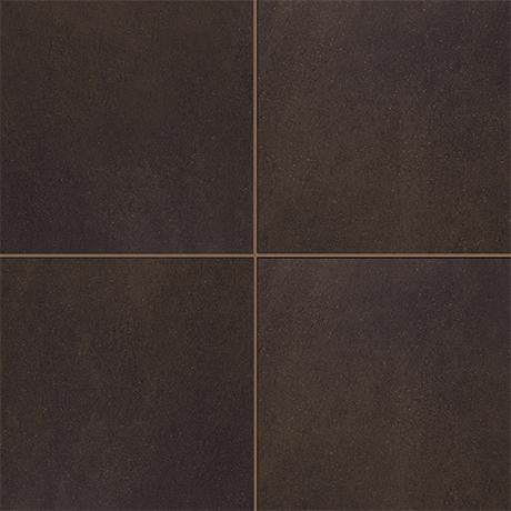 "Marazzi Soho 12""x48"" Brown Rectified Modular Tile - American Fast Floors"