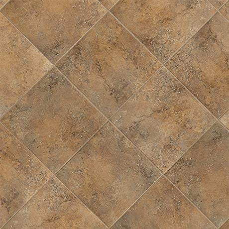 "Marazzi Aida 18""x18"" Brown Field Tile"