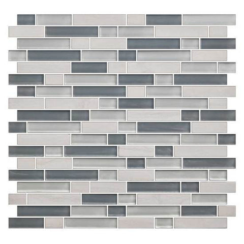 American Olean Color Appeal Sea Cliff 5/8 X Random Mosaic Blends