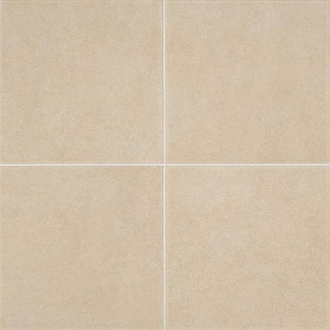 American Olean Concrete Chic 12 x 12 Trendy Tan Floor Tile