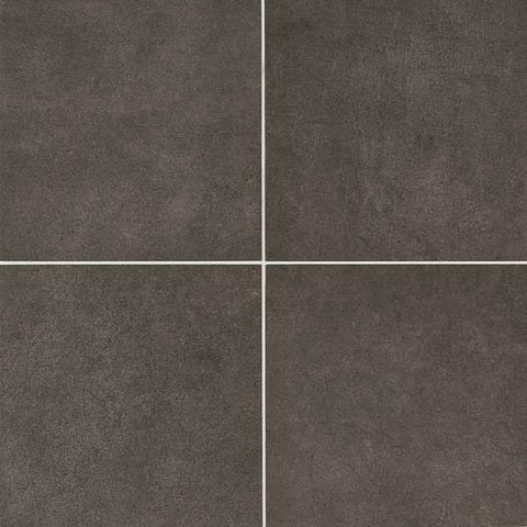 American Olean Concrete Chic 12 x 24 Vogue Brown Floor Tile